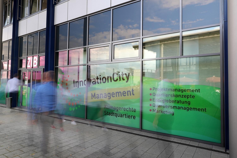 Beratungszentrum der Innovation City Management