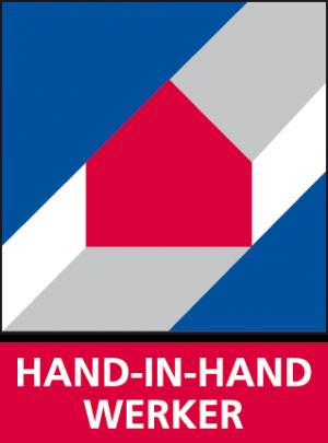 Logo der Hand-in-Handwerker